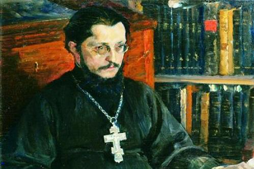 Портрет академика иппавлова